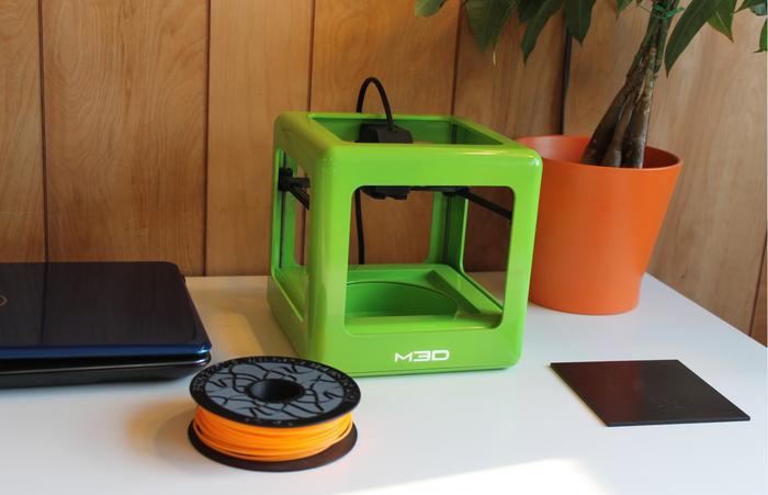 The Micro - 3D Printer
